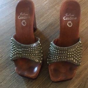 Colleen Cordero shoes